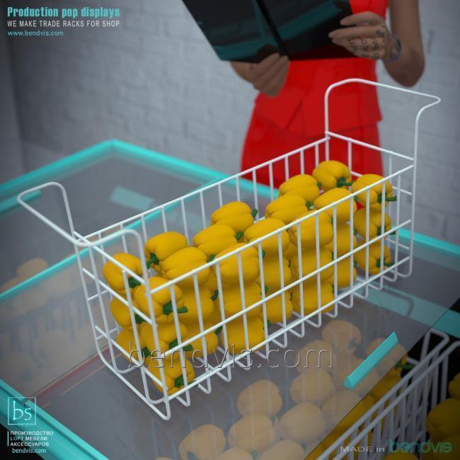 Дополнительные корзины для морозильных ларей
