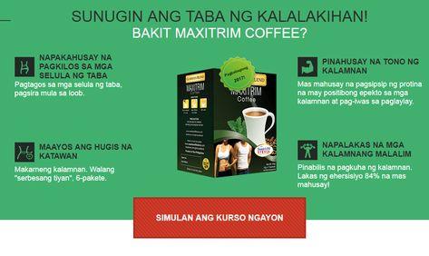 slimming de cafea