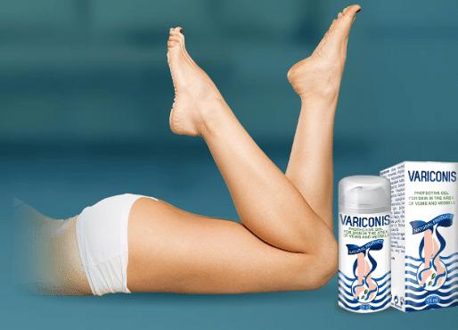 Variconis gel para varices