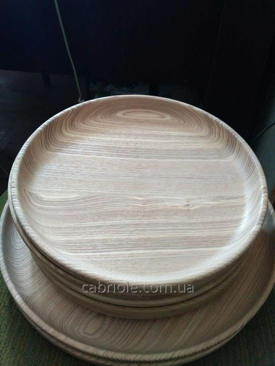 блюдо из дерева