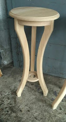 барный стул из ясеня