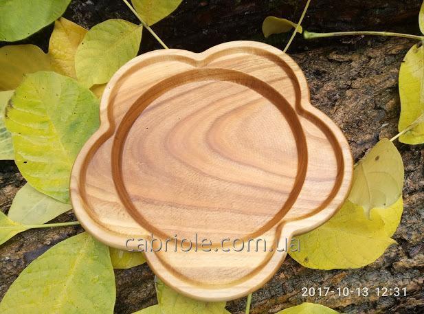 деревянная посуда детская