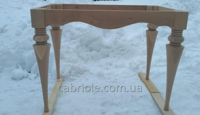 ножки для стола из дерева
