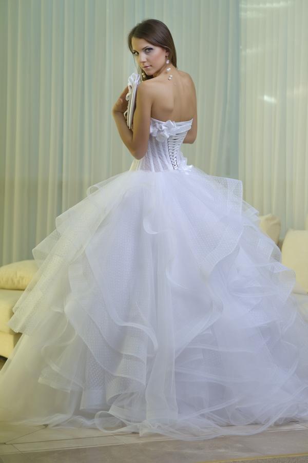 Похожее на красивые свадебные платья