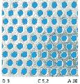 Пробивка отверствий в листовом прокате, толщиной до 6,0 мм на координатно-револьверном прессе.