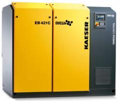 Воздуходувки роторные промышленные Kaeser EB C
