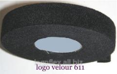Изолента велюровая logo velour 611