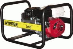 Электроагрегаты генераторные переменного тока