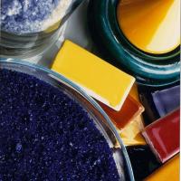 Глазурі й фритти керамічні