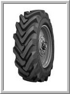Tires and disks for farm vehicles