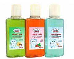 Dental Fresh mouthwashes