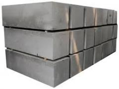 Blocks domain coal, graphitized