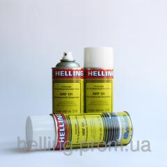 Magnetic powder control fluorescent NRF 101