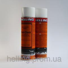 Aerosol foamy and film Proof Check indicator