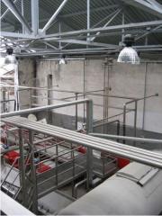 Capacitor equipment for winemaking