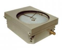 Manometer self-recording MTC-711M1, MTC-712M1