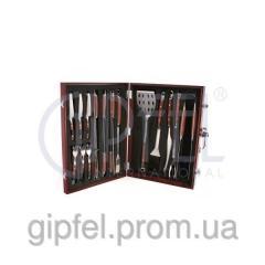Набор для барбекю gipfel 6182 камины для комнаты электрические