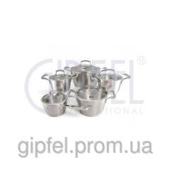 Набор посуды Genesis 10 предметов 1537   Gipfel