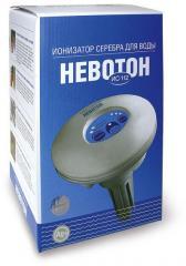 Oserebritel-ionizator Nevoton-IS-112 waters the