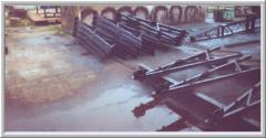 Траверсы к опорам ВЛ 35-750 кВт на стойки СВ-164,