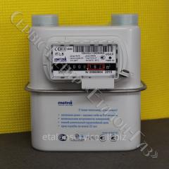 Лічильник газу METRIX G2,5 (110 мм - 3/4 дюйми)