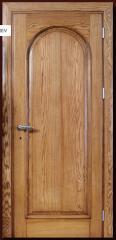Doors entrance brownies Nikolaev