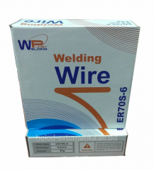 Wire welding ER70S6 PLANET of 0,8 mm