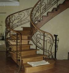 Кованные лестницы продажа Бердянск