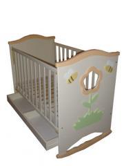 Children's bed, manufacturer Kiev