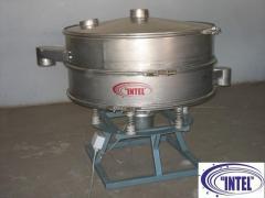 Vibrosieve round VVU-1500P models