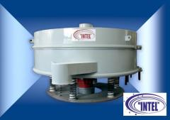 Sieve vibration with high-frequency adjustable