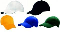 Caps. Baseball caps. Caps with a logo. Baseball