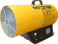 Rent of the Master heat gun of 50 KW