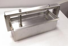 Пресс-форма для ветчины 280х100х80 (мини форма для
