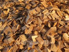Щепа древесная от производителя
