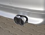 Насадки глушителя Racing AC Schnitzer для BMW 3-й