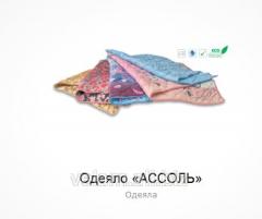 Blanket Assol 205х140
