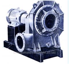 Turbogazoduvki jednostupňové s svařovaná skříň TG
