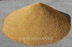 Барда послеспиртовая кукурузная (DDGS)