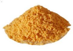 Breading color of natural raw materials
