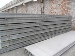 Плиты бетонные. Плиты перекрытий, покрытий,