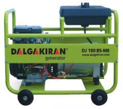Бензиновий генератор DJ 100 BS-TE