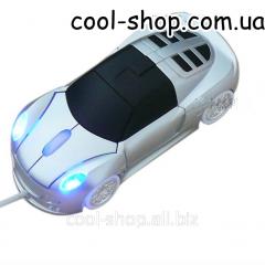 Подарок автолюбителю Мышка машинка эксклюзивная