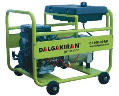 Бензиновий генератор DJ 150 BS-TE