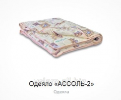 Blanket Assol-2 200х200