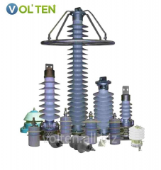High-voltage equipment: dischargers are valve,