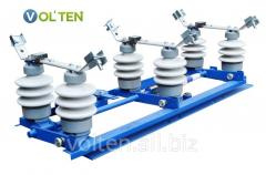 Disconnectors high-voltage RLND, RLNDZ, RD, RDZ,