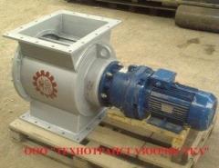 Sh1,Sh3,Sh5 feeders. A feeder lock - rotor.