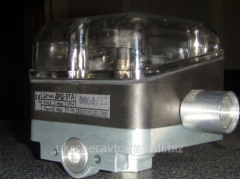 Sensors relays of pressure of DRD (Termobrest)