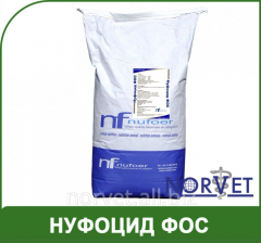 НУФОЦИД ФОС сухий підкислювач, 25 кг